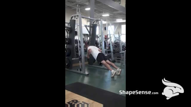 Chest Exercise Videos Shapesense Com