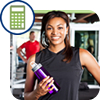 thumbnail image of a woman at the gym
